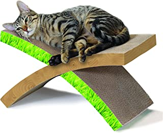 Petstages Easy Life Lounge Hammock and Cat Scratcher