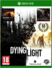 Dying Light Be the Zombie Edition Including Full Season Pass (Exclusive to Amazon.co.uk) (Xbox One)