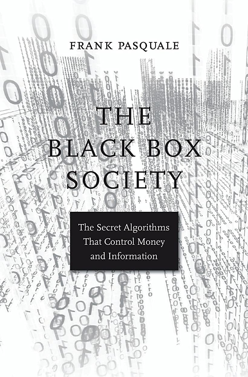 レプリカ合体間The Black Box Society (English Edition)