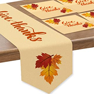 Thanksgiving Holiday Table Runners (13