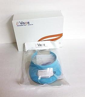 Pacdent V013B iVisor: Visor & Shield Kit Blue in Color 1 Visor 1 Shield 1/pk