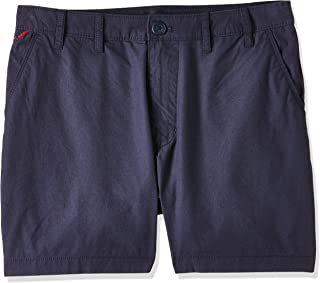 Tommy Jeans Women's Tjw Essential Chino Short Shorts, Color: Blue (Blue C87), Size: W 28