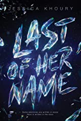 Last of Her Name Hardcover