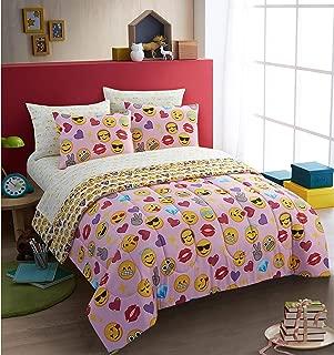 Best emoji full bed set Reviews