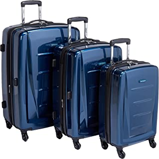 Samsonite Winfield 2 Hardside Luggage, Deep Blue (Blue) - 56847-1277