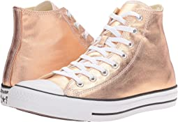 Chuck Taylor® All Star® Metallic Canvas Hi