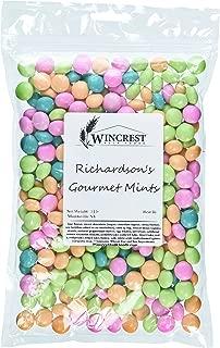Richardson Gourmet Chocolate Mints - 1lb Bag