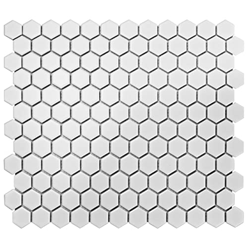 . Hexagon Floor Tile  Amazon com