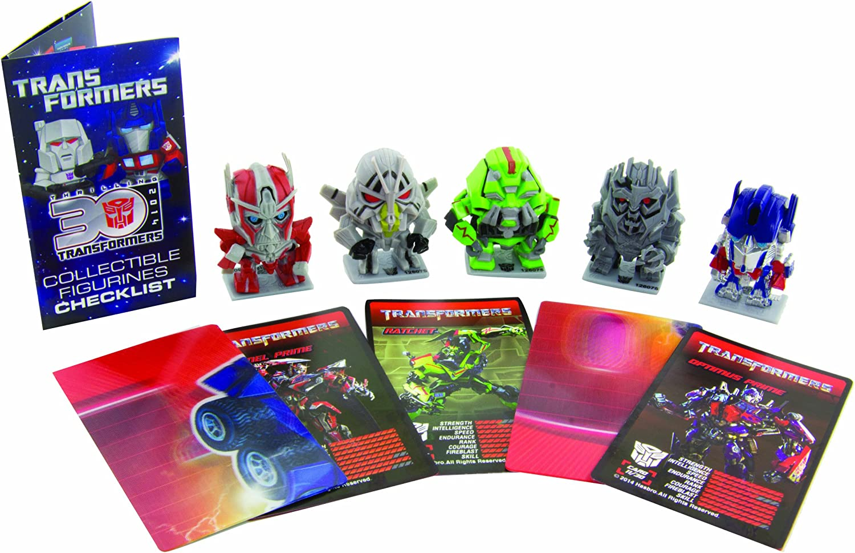 Transformers 30th Anniversary Figurines Movie Series 1