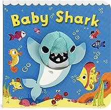Baby Shark Finger Puppet (Finger Puppet Book)