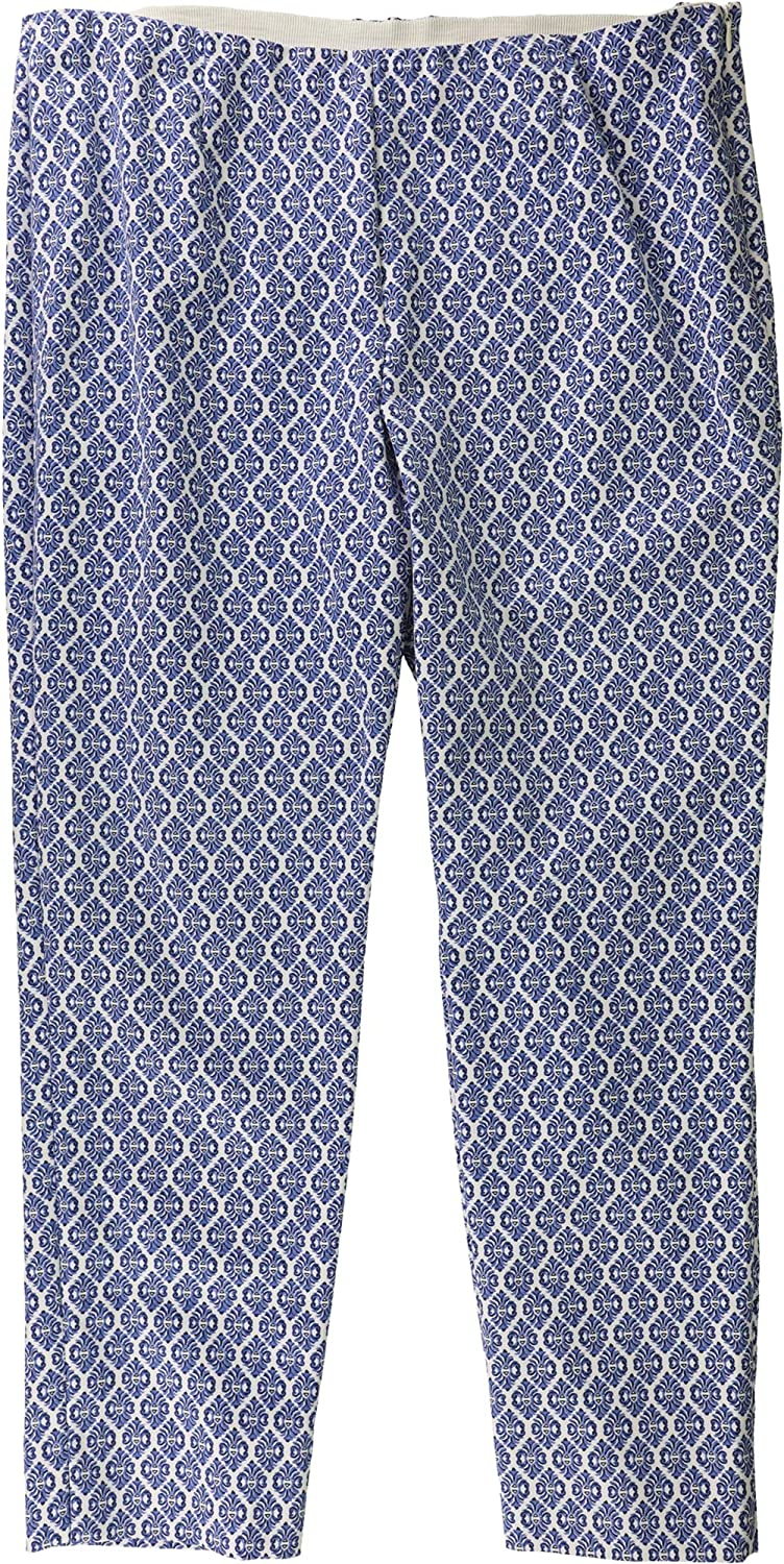 Charter Club Womens Iconic Casual Trouser Pants