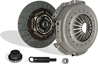 Clutch Kit Works With Ford S Super Duty F250 F350 F59 1987-1994 7.3L V8 DIESEL OHV Naturally Aspirated 7.3L V8 DIESEL OHV Turbo (This clutch Kit only works on vehicles with a Solid mass flywheel)