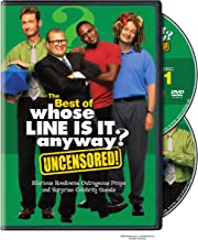 Best of Whose Line Is It Anyway? (DVD)