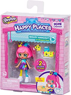 Happy Places Shopkins Season 2 W2 Doll Single Pack Pia Puzzle