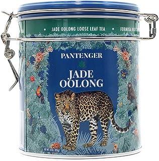 Pantenger Oolong Loose Leaf tea - Alishan Jade Oolong - 3 OZ - Taiwanese Milk Oolong Tea. High Mountain Formosa Oolong Tea...