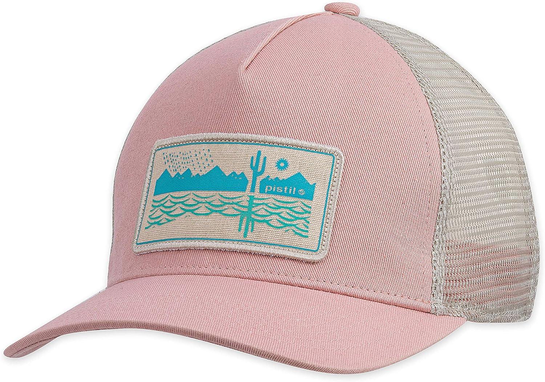 pistil Women's Valley Girl Trucker Hat