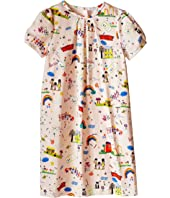 Dolce & Gabbana Kids - Back to School T-Shirt Dress (Big Kids)