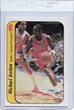 1986-87 Fleer Basketball Complete Sticker Set 11 Cards Michael Jordan Rookie