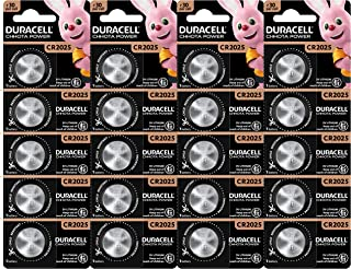 Duracell Chhota Power 2025 Lithium Coin Battery, 20 Pcs