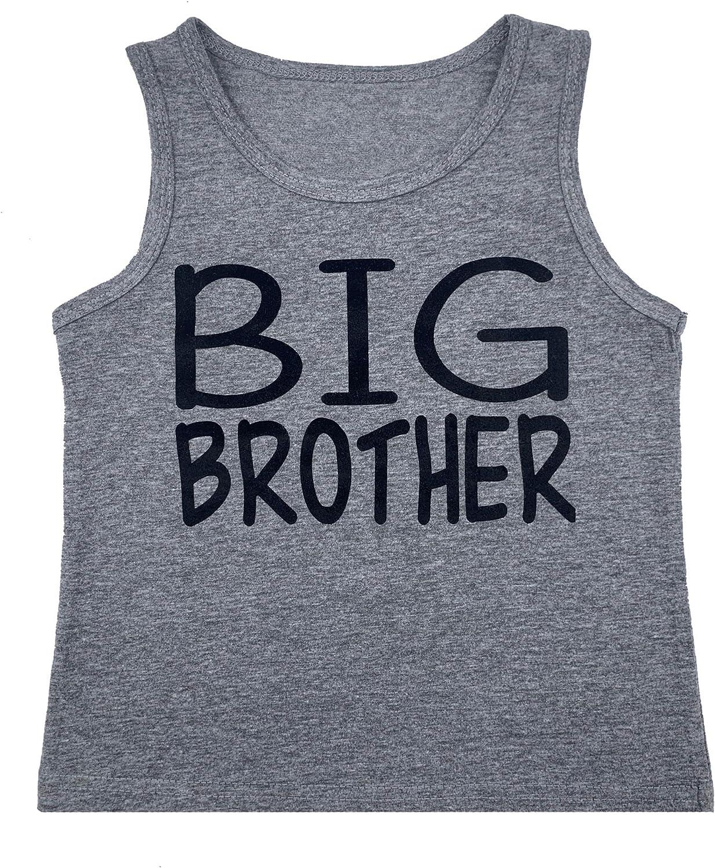Big Brother & Little Brother Shirt/Tank/Raglan Toddler Kids T-Shirt