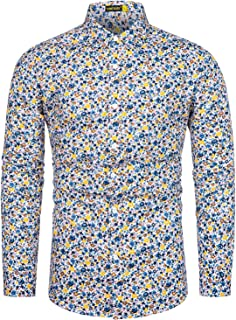 Best mens floral shirt xxl Reviews