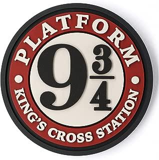 Harry Potter 9 & 3/4 Platform Soft Touch Magnet