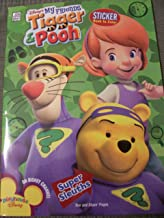 Super Sleuths Sticker Book to Color (Disney's My Friends Tigger & Pooh)