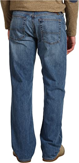 Lucky Brand - 181 Relaxed Straight in Light Cardiff