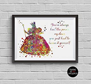 Best good witch wizard of oz quotes Reviews