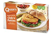 Quorn Chicken Style Patties, 10.6 oz (Frozen)