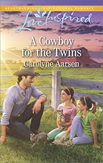 A Cowboy For The Twins (Cowboys of Cedar Ridge Book 4) (English Edition)