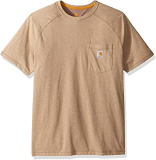 Men's Force Cotton Delmont Short Sleeve T-shirt (Regular and Big & Tall Sizes)