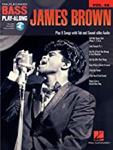 James Brown Songbook: Bass Play-Along Volume 48