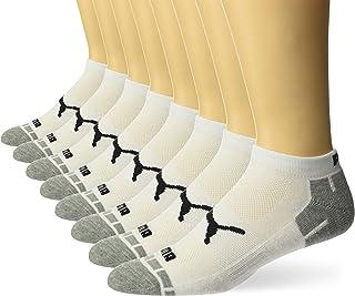 Puma Men's 8 Pack Low Cut Socks
