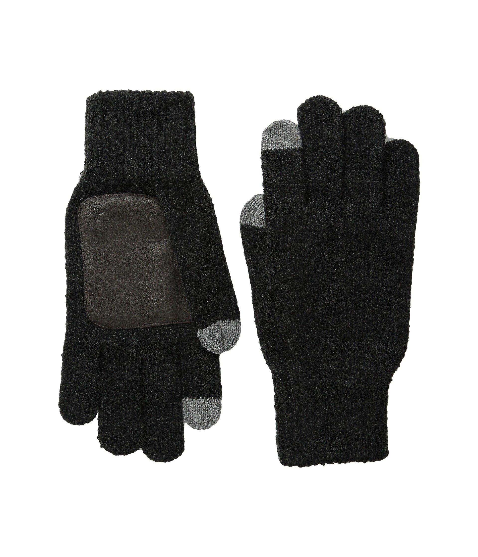 Guantes para Hombre Original Penguin Textured Knit Tech Touch Gloves  + Original Penguin en VeoyCompro.net