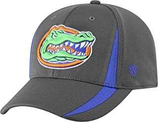 Top of the World NCAA Men's Hat Performance Fitted Charcoal Icon