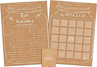 baby bingo words