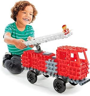 Little Tikes Waffle Blocks Vehicle Fire Truck