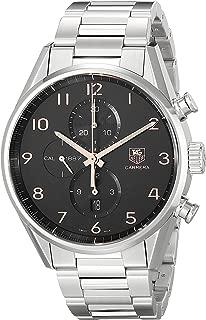 Men's CAR2014.BA0799 Carrera Silver-Tone Stainless Steel Watch