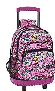 Amazon.es: mochilas con ruedas escolares - 8-11 años