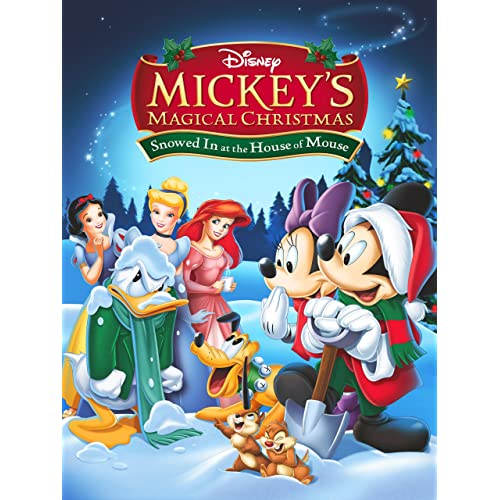 mickeys magical christmas snowed in at the house of mouse full movie 123movies