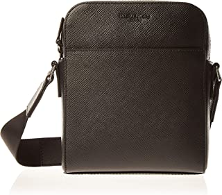 Michael Kors Messenger Bag for Men-Black