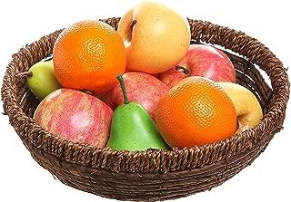 Best wicker fruit bowl Reviews