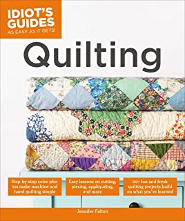 Quilting (Idiot's Guides)