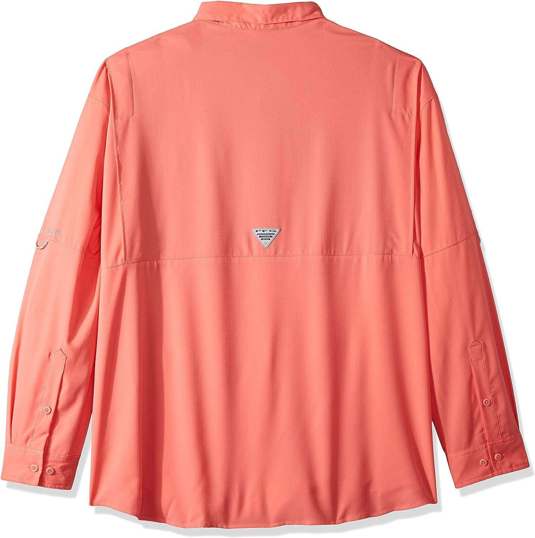 Columbia Mens Tamiami II Long Sleeve Shirt