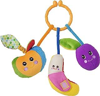 لعبة توتي فروتي CH09227 من مجموعة بيبي سينسز المناسبة لعربة الاطفال من شيكو