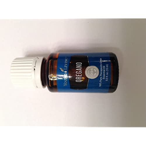 Oregano Young Living Essential Oils New Sealed Kosher Certified 15ml