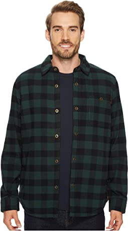 Timberland - Long Sleeve Sherpa Lined Overshirt