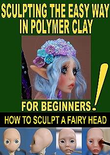 ooak polymer clay fairies