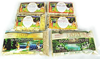Basmati Bonanza: Basmati Rice of India and Basmati Blends